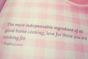 cooking quote attic overlay blog